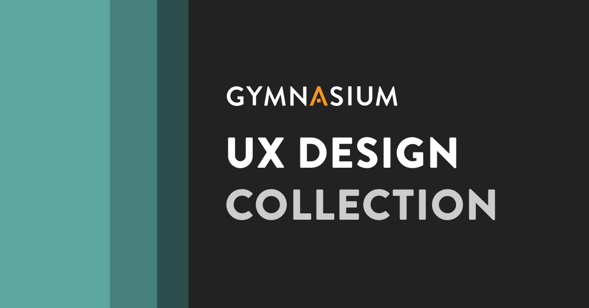 UX Design Collection cover image.